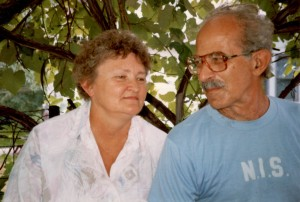 Marj and Sam 2006